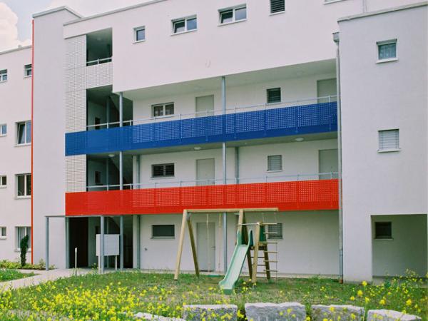 FunderMax Balcony