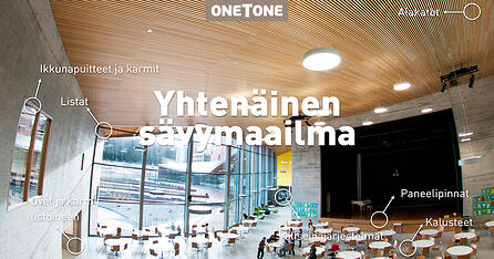 OneTone-järjestelmä