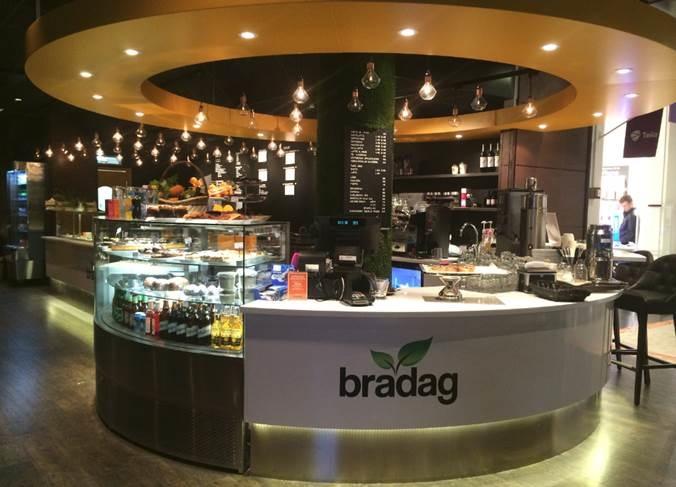 Umeå Bra Dag Cafe Puucomp