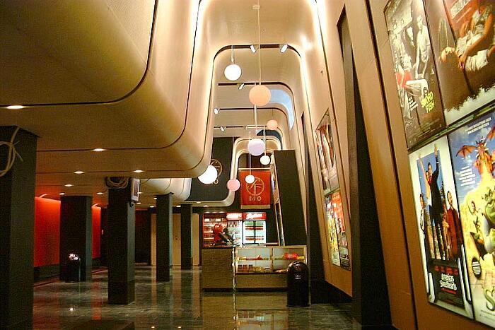 SF Bio elokuvateatteri