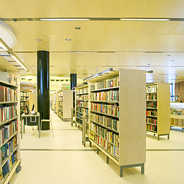 case lohjan kirjasto