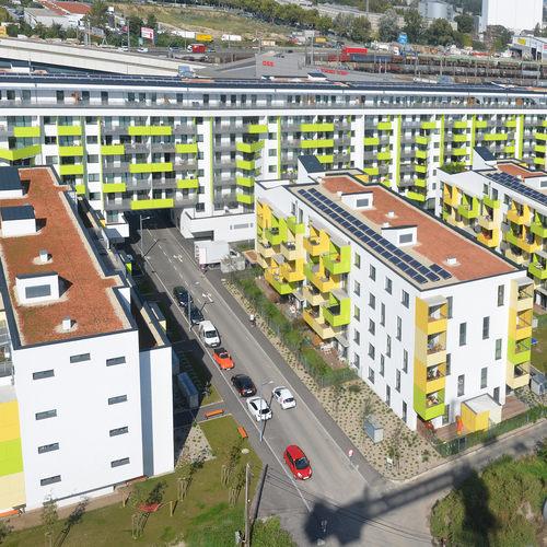 FunderMax balconies