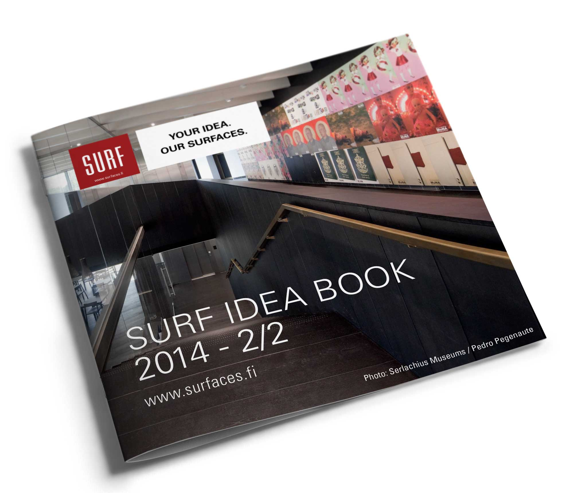 SURF Idea Book 2014 - 1/2