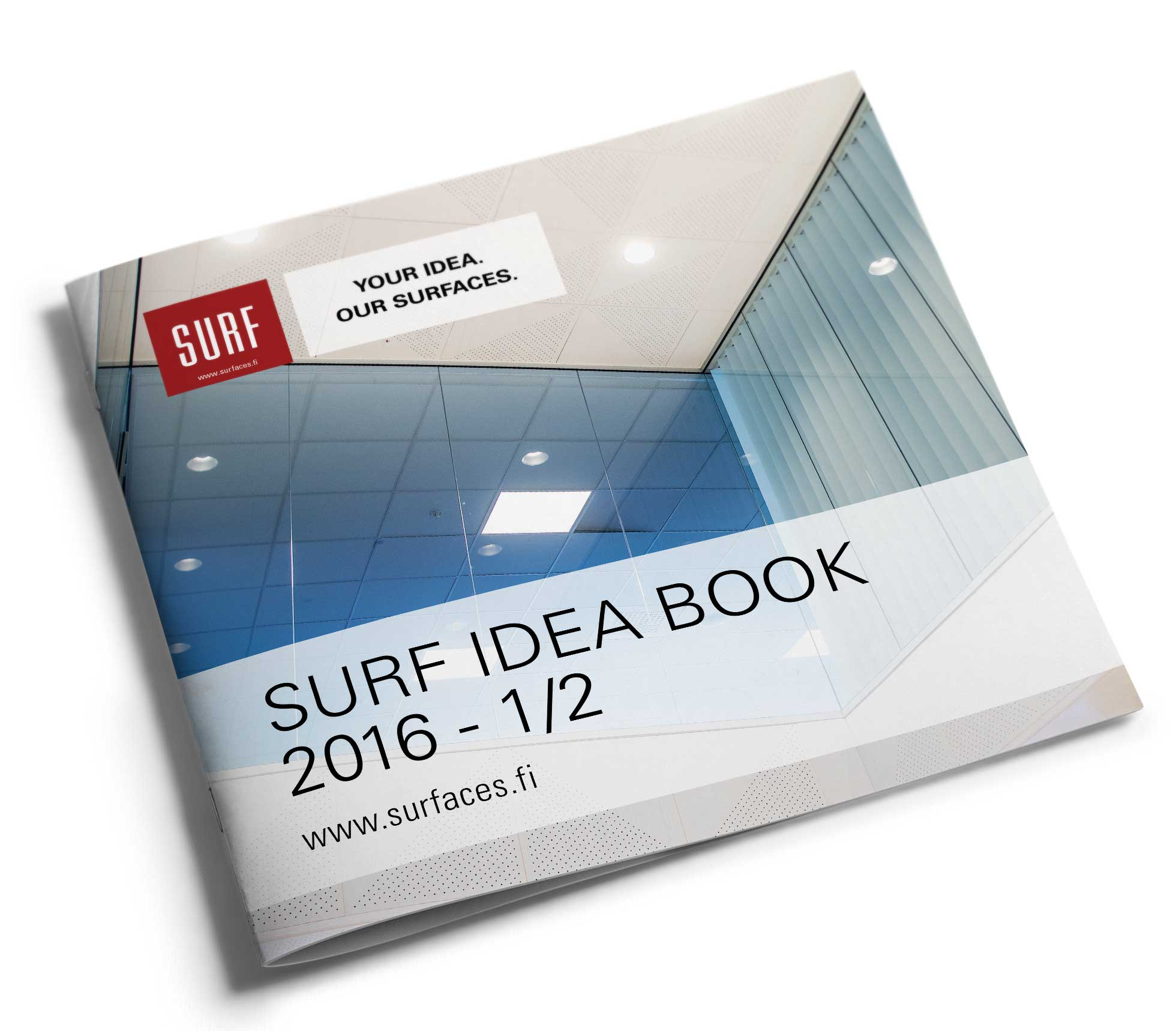 SURF Idea Book 2016 - 1/2