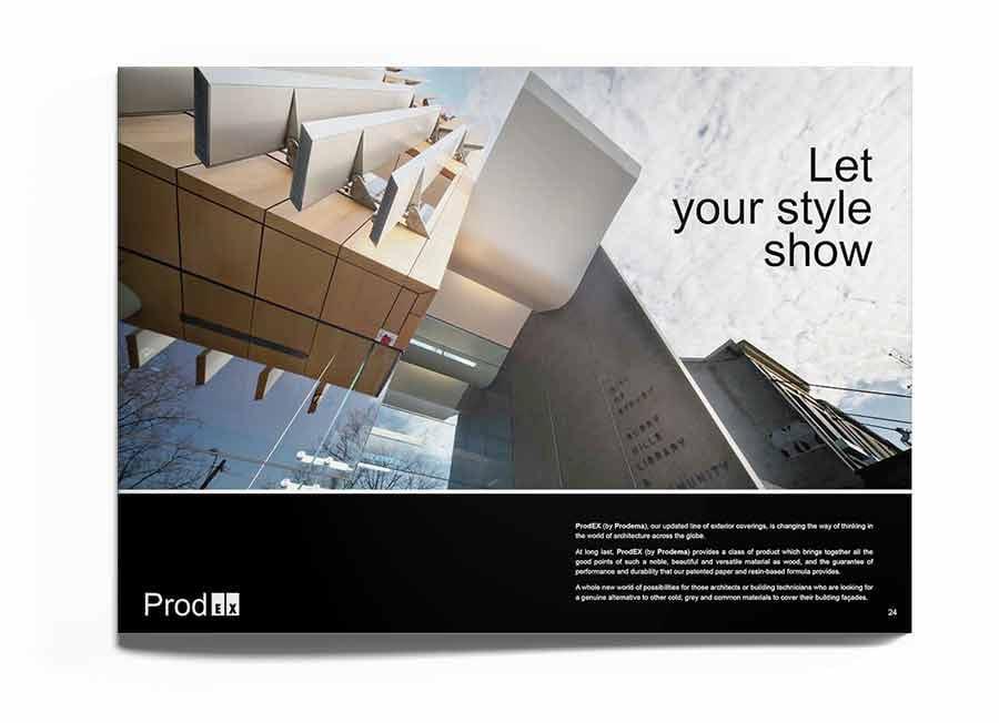 PRODEX -tekninen  esite