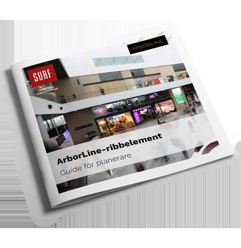 ArborLine- ribbelementer - guide -SE (1)