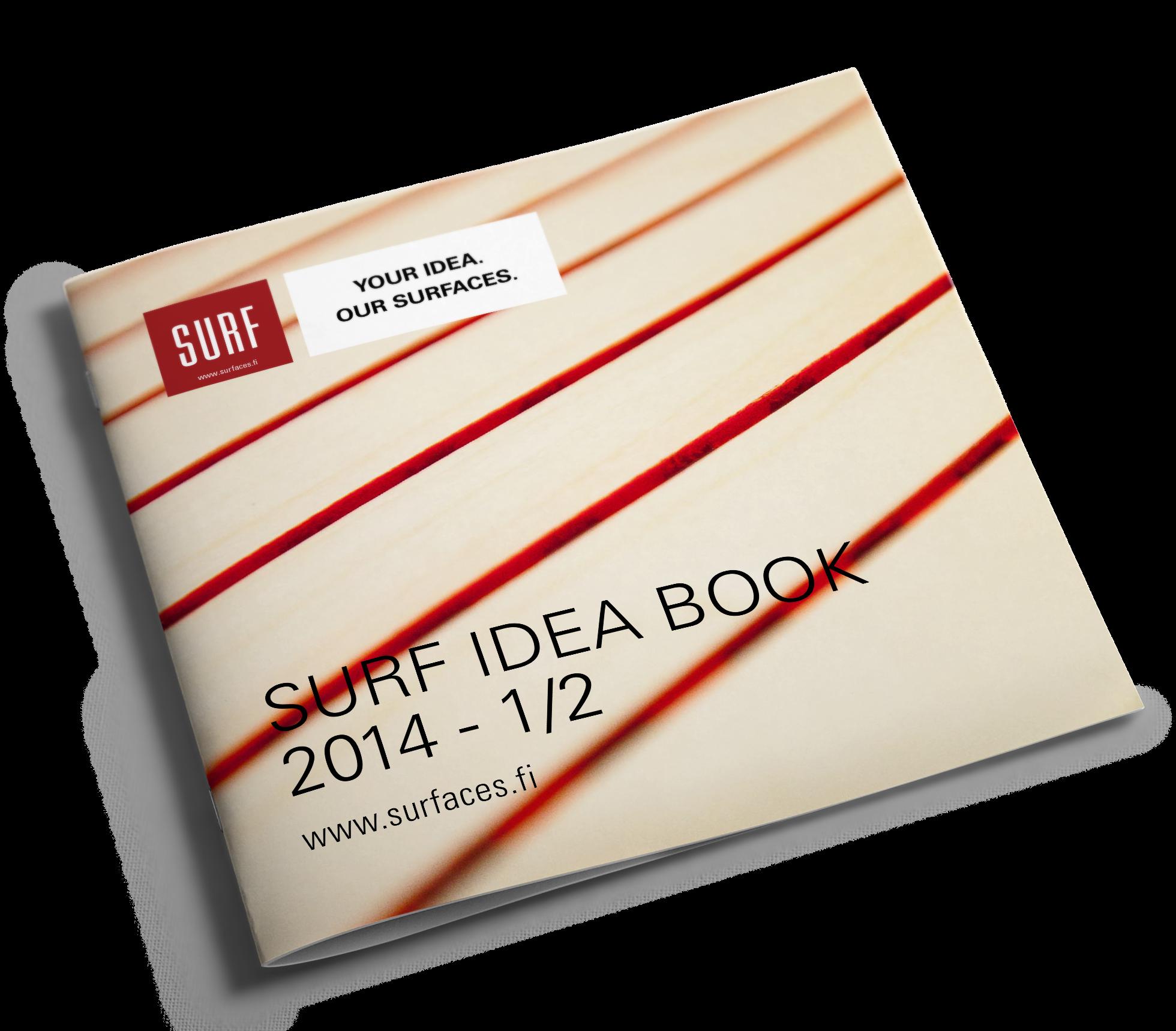 SURF Idea Book 2014 - 1/2