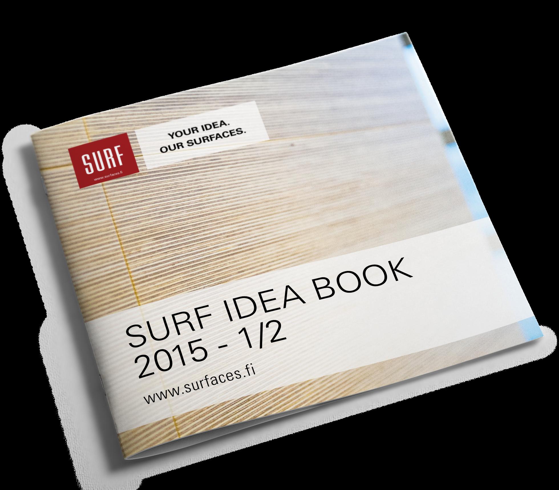 SURF Idea Book 2015 - 1/2