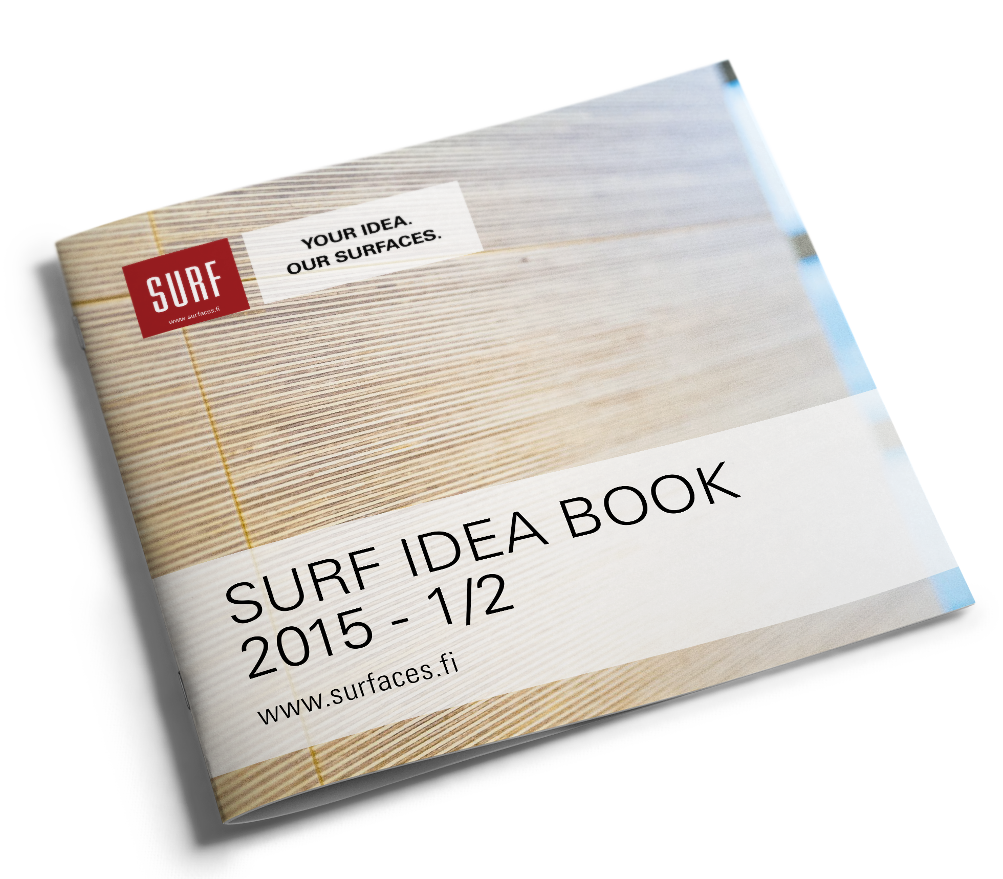 SURF Idea Book 2015 - 1/2