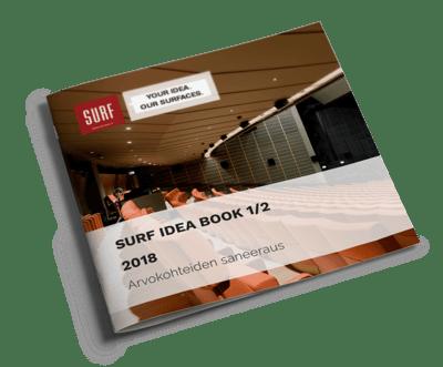 SURF Ideabook - arvokohteet