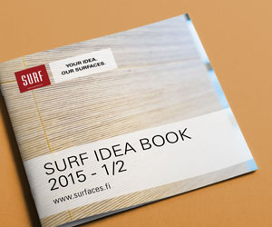 Surf Ideabook