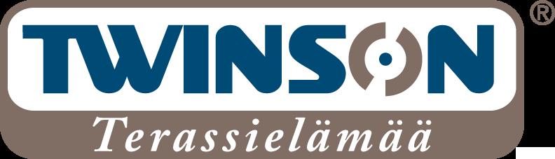 Twinson-terassielamaa-logo